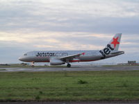 VH-VFD @ NZAA - taxy out at just after dawn today - by magnaman