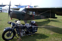 BAPC070 @ EGPT - On display at the Heart of Scotland Airshow held at Perth (Scone) airfield EGPT - by Clive Pattle