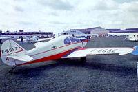F-BGSZ @ EGBK - Gardan GY-201 Minicab [A.192] Sywell~G 06/07/1974. From a slide.