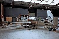 F-BXQL @ LFPB - Morane-Saulnier MS.760B Paris II [105] Paris Le-Bourget~F 17/09/1978. From a slide on rebuild.