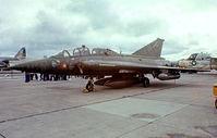 AT-152 @ EGVI - SAAB TF-35 Draken [351152] (Royal Danish Air Force) RAF Greenham Common~G 01/08/1976. From aslide.