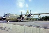 TC-70 @ EGVI - Lockheed KC-130H Hercules [4816] (Argentine Air Force) RAF Greenham Common~G 27/06/1981. From a slide.