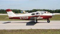 N7050P @ LAL - Piper PA-24