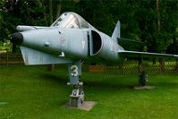 3 - Dassault Etendard IV.M, Displayed to La Coulee Verte garden, Paray-Vieille Poste near Paris-Orly Airport - by Yves-Q