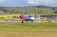VH-SLF @ YSWG - Pel-Air (VH-SLF) Learjet 36A at Wagga Wagga Airport. - by YSWG-photography