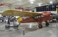 N7912 @ AZO - Curtiss Wright Robin