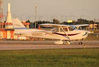 N8182E @ ORL - Cessna 172N