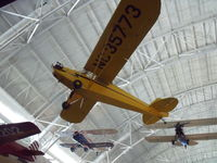 N35773 @ IAD - 1941 Piper J3 Cub - by Christian Maurer