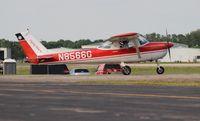 N8566G @ LAL - Cessna 150F
