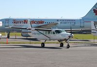 C-FZLK @ CYOW - Cessna 208B - by Mark Pasqualino