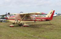 N8678U @ LAL - Cessna 172F