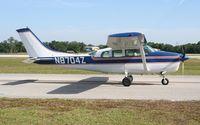 N8704Z @ LAL - Cessna P206C