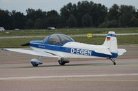 D-EGEN @ EHLE - Lelystad Airport - by Jan Bekker