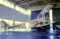 G-ACIT @ EGMC - De Havilland DH.84 Dragon 1 [6039] Southend~G 03/07/1974. From a slide.