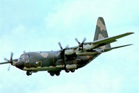 CH-07 - Lockheed C-130H [4476] (Belgian Air Force) (Place and date unknown). From a slide.