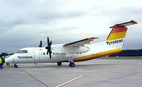 OE-LLJ @ EDDF - De Havilland Canada DHC-8-106 Dash 8 [317] Frankfurt~D 09/10/1999
