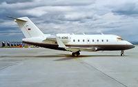 D-ADND @ EDDS - Canadair CL.604 Challenger [5403] Stuttgart~D 27/04/2001 - by Ray Barber