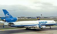 PP-SPL @ EDDF - PP-SPL   McDonnell-Douglas MD-11 [48745] Frankfurt~D 09/10/1999