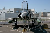 491 @ LFBO - Dassault Mirage IIIE, Preserved at Les Ailes Anciennes Museum, Toulouse-Blagnac (LFBO) - by Yves-Q