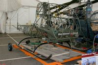 101 @ LFBO - SNCASO SO.1221S Djinn, Under restoration, Preserved at Ailes Anciennes Museum, Toulouse-Blagnac - by Yves-Q