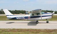 N9123C @ LAL - Cessna R182