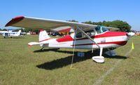 N9172A @ LAL - Cessna 170A