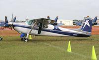 N9221C @ LAL - Cessna 180
