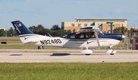 N9248D @ ORL - Cessna T206H