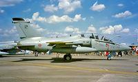 MM55042 @ EGVA - Aeritalia AMX T (ACOL) [IT017] (Italian Air Force) RAF Fairford~G 19/07/1997 - by Ray Barber