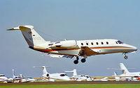N4612Z @ KNEW - Cessna Citation III [650-0203] New Orleans-Lakefront ~N 11/10/2000
