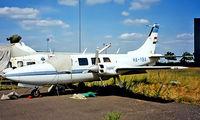 HA-YBA @ LHBP - Piper PA-60-601P Aerostar [61P-0780-8063393] (Pannon Air Service) Budapest-Ferihegy~HA 15/06/1996