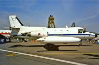 MM61951 @ EGVA - Piaggio PD-808TA [509] (Italian Air Force) RAF Fairford~G 19/07/1997 - by Ray Barber
