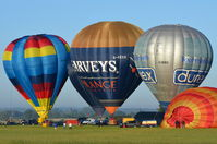 G-CECS @ EGSV - About to depart from the Old Bucekenham balloon event. - by Graham Reeve