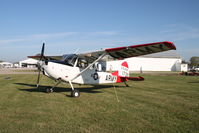 N1100T @ KEOK - At the L-bird fly-in. - by Glenn E. Chatfield