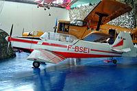 F-BSEI @ EDAM - Zlin 526 Trener Master [1051] (Luftfahrt und Technik Museum) Merseburg~D 22/05/2004