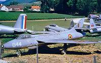 ID-44 - Hawker Hunter F.4 [AF/HCF/37] (Belgian Air Force) Savigny-les-Beaune~F 24/07/1998