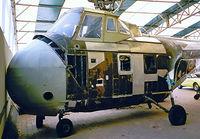 WAD130 - Westland WS.55 Srs.2 Whirlwind [WA.138] (French Air Force) Savigny-les-Beaune~F 24/07/1998