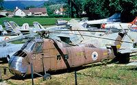 SA114 - Sud Aviation H-34A Choctaw [SA114] (French Army) Savigny-les-Beaune~F 24/07/1998