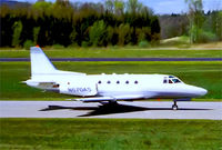 N670AS @ EDNY - Rockwell Sabreliner 65 [465-58] Friedrichshafen~D 26/04/2001