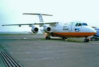 G-TNTE @ EICK - BAe146-300QT [E3153] (TNT Airways) Cork~EI 16/05/97
