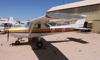 N18588 @ DMA - Cessna 150L