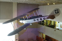G-EBOV - At the Museum of Queensland, Brisbane - by Micha Lueck