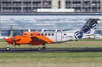 D-CFME @ EDDR - Hawker Beechcraft B300 - by Jerzy Maciaszek