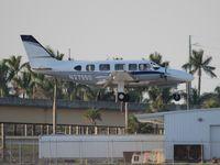 N27990 @ FLL - Piper PA-31-350 - by Florida Metal