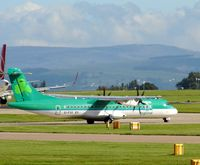 EI-FAX @ EGCC - At Manchester - by Guitarist