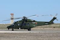 CSX81890 @ LMML - AgustaWestland AW-149 CSX81890/MLH Italian Air Force - by Raymond Zammit