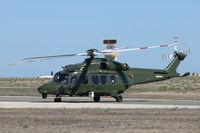 CSX81890 @ LMML - Agusta Westland AW-149 CSX81890/MLH Italian Air Force - by Raymond Zammit