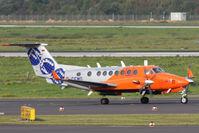 D-CFMD @ EDDL - Flight Calibration Services - by Günter Reichwein