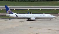 N53442 @ TPA - United 737-900