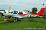 2-GODD @ EGBK - at the LAA Rally 2015, Sywell - by Chris Hall